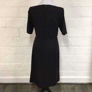 Banana Republic Dresses - Banana Republic Black Suit Dress